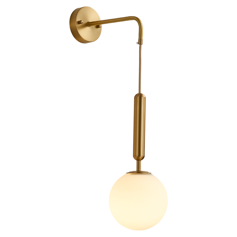 ZRW200732 COPPER Wall Lamp
